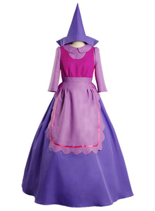 Disney Cendrillon Souris Suzy Dress Adult Cosplay Costume