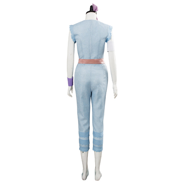 Disney Toy Story 4 Bo Peep Cosplay Costume