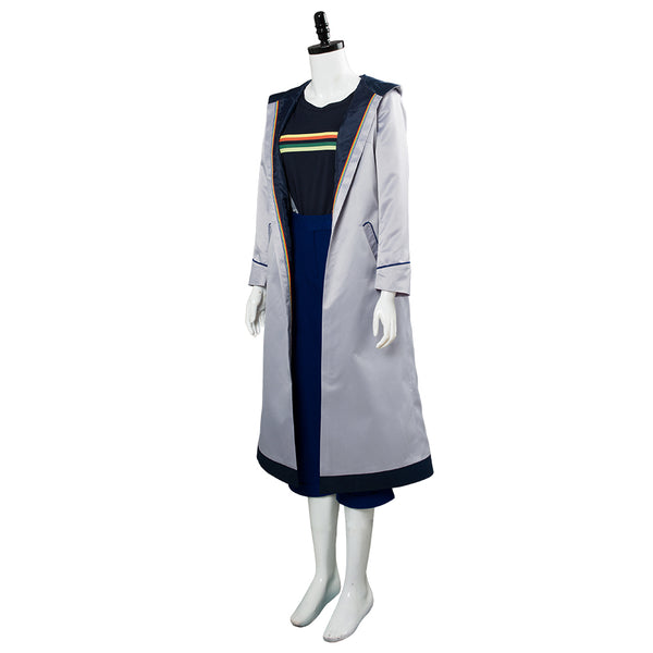 Doctor Who 13e Doctor Jodie Whittaker Cosplay Costume
