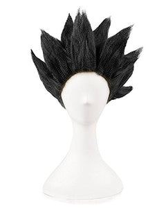 Dragon Ball Super Black Son Goku Cosplay Perruque