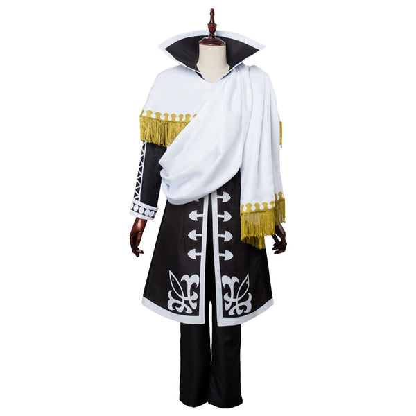 Fairy Tail : Final Series Zeref Dragneel Cosplay Costume