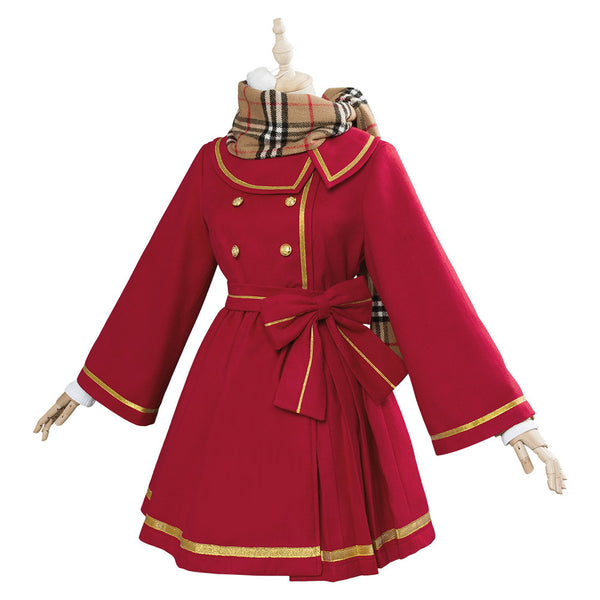 Fate Grand Order Fujimaru Ritsuka Novel An Cosplay Costume