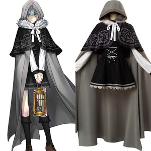 Fate Grand Order Gray Cosplay Costume