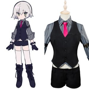 Fate Grand Order Jack the Ripper Saint Valentine Cosplay Costume
