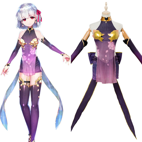 Fate Grand Order Kama Cosplay Costume Ver 2