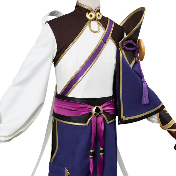 Fate Grand Order Lanling Wang Cosplay Costume Ver B