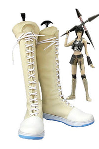 Final Fantasy 7 Yuffie Cosplay Chaussures