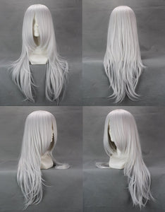 Final Fantasy VII Sephiroth Cosplay Perruque