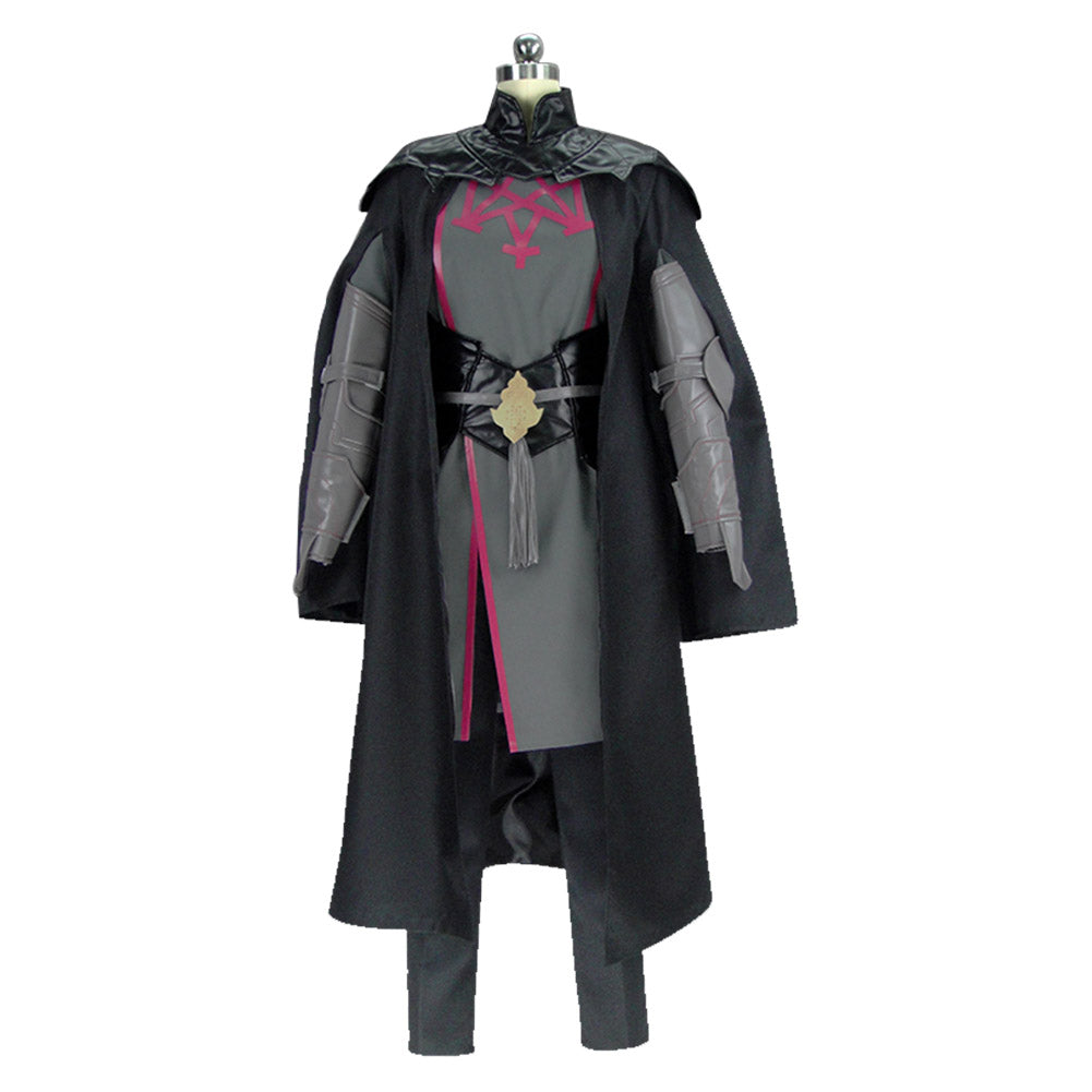 Fire Emblem Three Houses Byleth Cosplay Costume