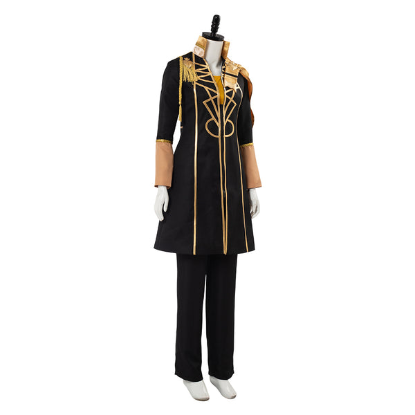 Fire Emblem Three Houses Claude von Regan Cosplay Costume
