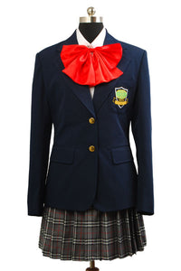 Kill Bill Gogo Yubari Uniforme Cosplay Costume