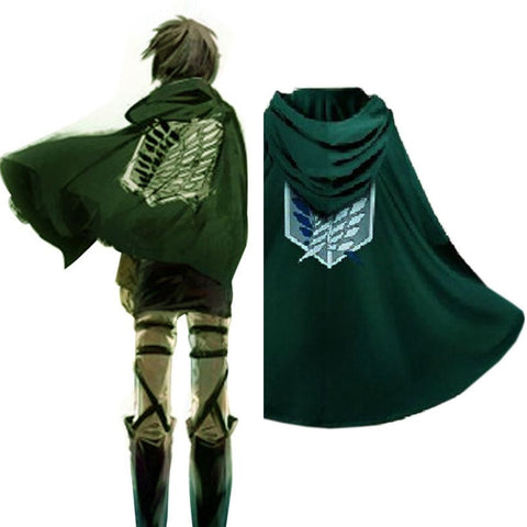 Shingeki no Kyojin Levi Heichou Bataillon d'Exploration Cape