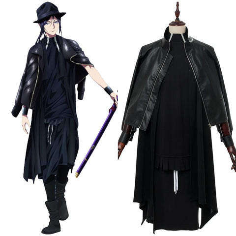 K: Seven Stories Kuroh Yatogami Cosplay Costume