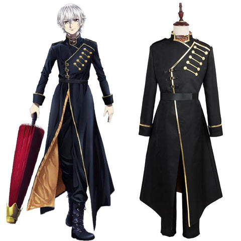 K: Seven Stories Isana Yashiro Cosplay Costume