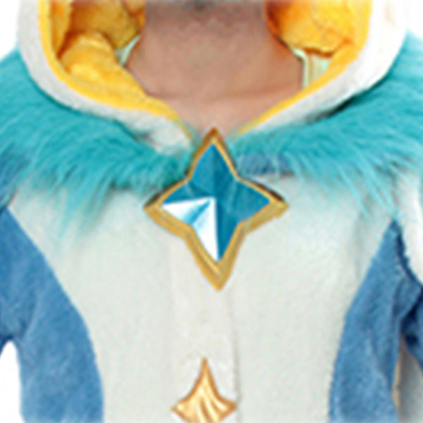 League of Legends LOL Ezreal Pyjama Cosplay Costume