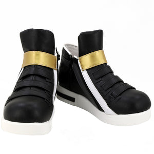 League of Legends LOL K/DA Akali Bottes Cosplay Chaussures