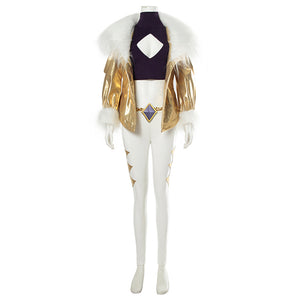 League of Legends LOL K/DA Akali Prestige Edition Cosplay Costume