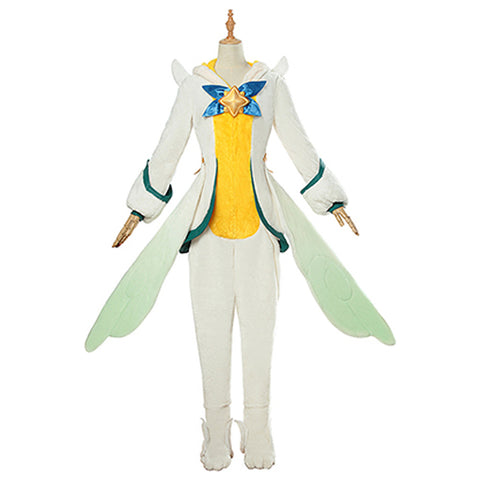 League of Legends LOL Soraka Pyjama Cosplay Costume