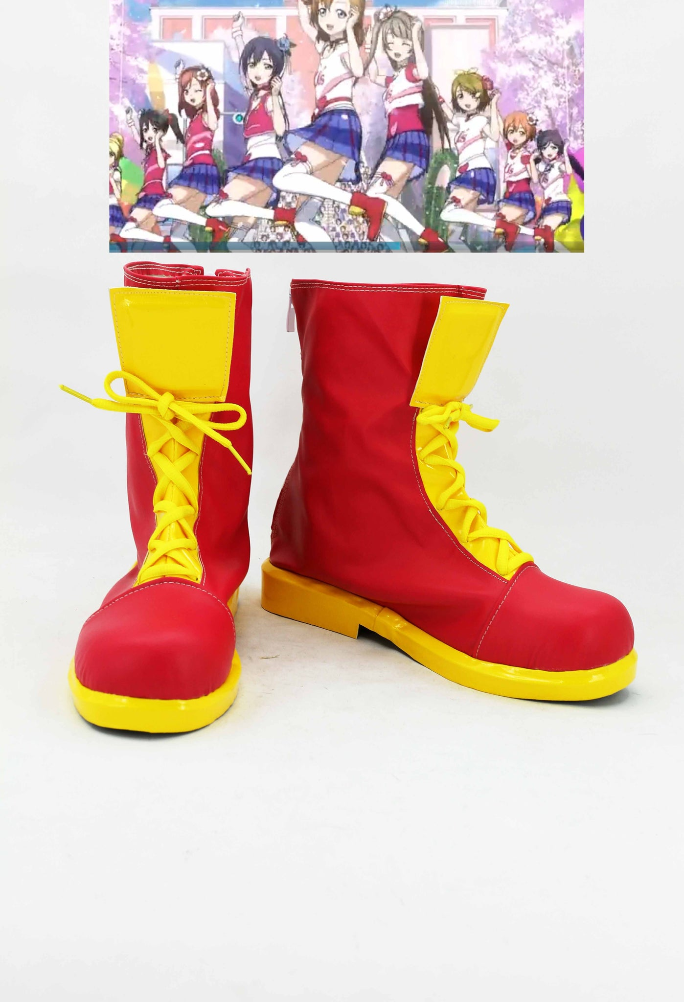 LoveLive! Happy Maker Cosplay Chaussures