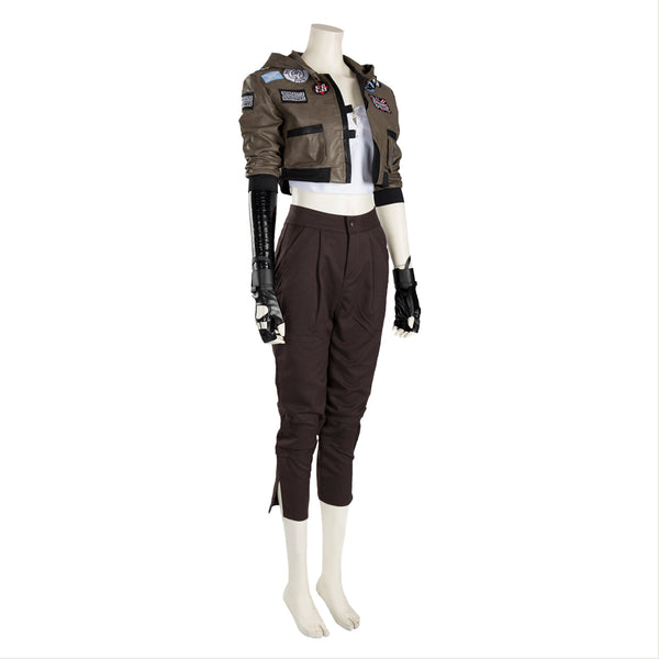Love, Death and Robots Sonnie Cosplay Costume