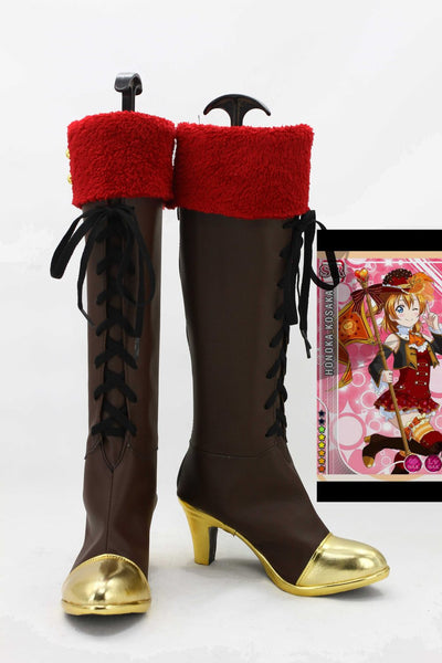 Love Live! Saint Valentine Botte Cosplay Chaussures