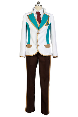 High School Star Musical Toru Nayuki Cosplay Costume