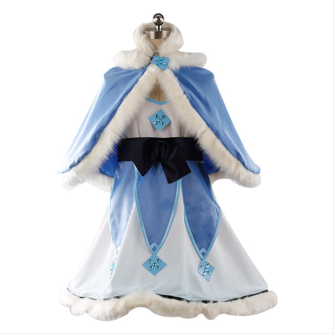 Overwatch Mei Magic Girl Mei Cosplay Costume