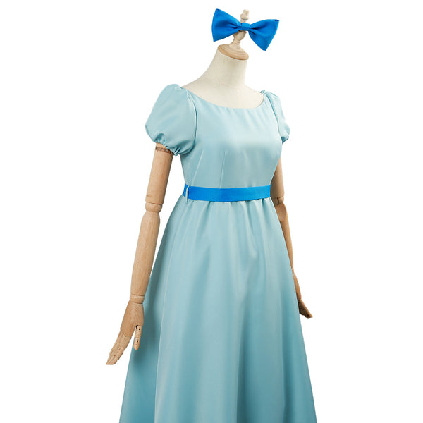 Peter Pan Wendy Darling Robe Cosplay Costume