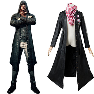 PlayerUnknown's Battlegrounds PUBG Femme Cosplay Costume
