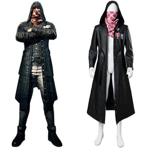 PlayerUnknown's Battlegrounds PUBG Homme Cosplay Costume