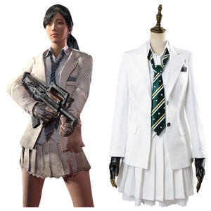 PlayerUnknown's Battlegrounds PUBG Uniforme Cosplay Costume