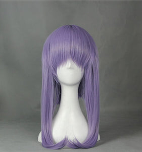 Seraph of the End Shinoa Hiragi Braid Cosplay Perruque