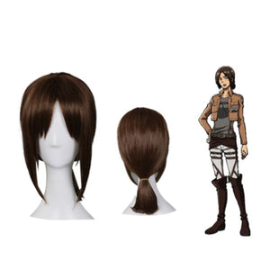 Shingeki no Kyojin Attack on Titan Yumir Cosplay Perruque