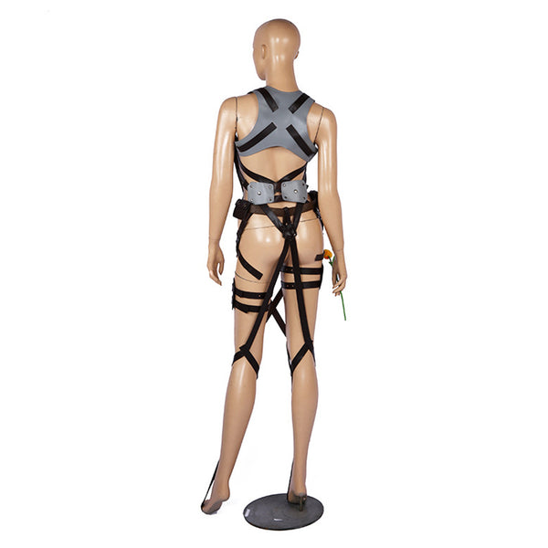 Shingeki no Kyojin L'attack des titans Attack On Titan Harnais Cosplay Accessoires