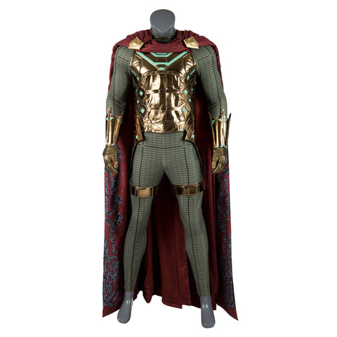 Spider-Man 2 Far From Home Mystério Quentin Beck Cosplay Costume