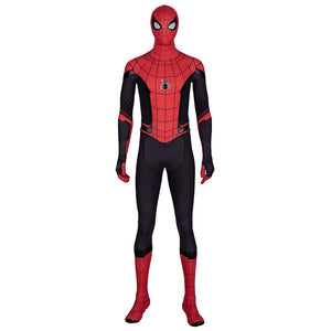 Spider-Man 2 Far From Home Spiderman Combinaison Cosplay Costume