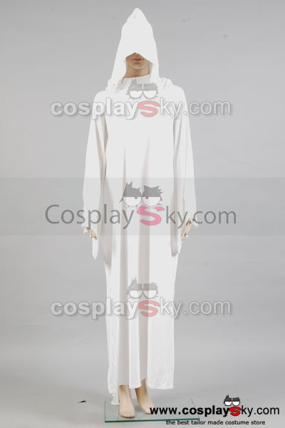 Star Wars Princess Leia Organa Robe Costume de Cosplay
