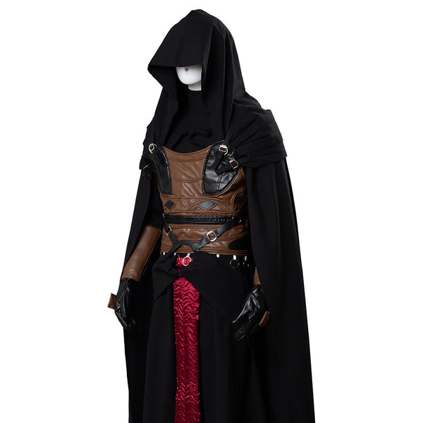 Star Wars Darth Revan Dark Revan Cosplay Costume