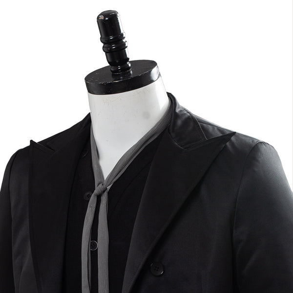 TV Good Omens Démon Rampa Crowley David Tennant Cosplay Costume