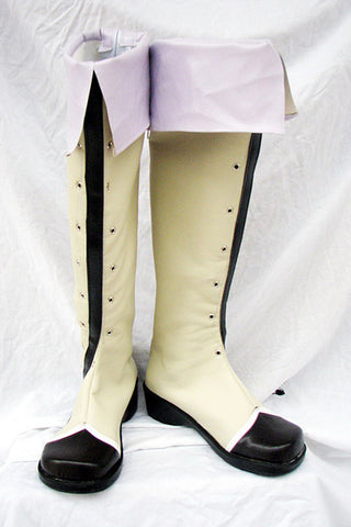 Tales of Vesperia Yuri Lowell Cosplay Chaussures