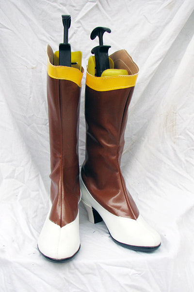 Tales of the Abyss Tear Grants Cosplay Chaussures