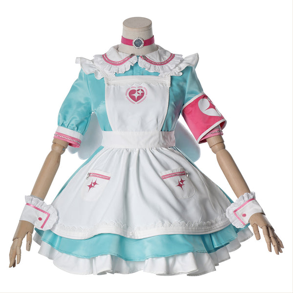 The Idolmaster Cinderella Girls Riamu Yumemi Cosplay Costume