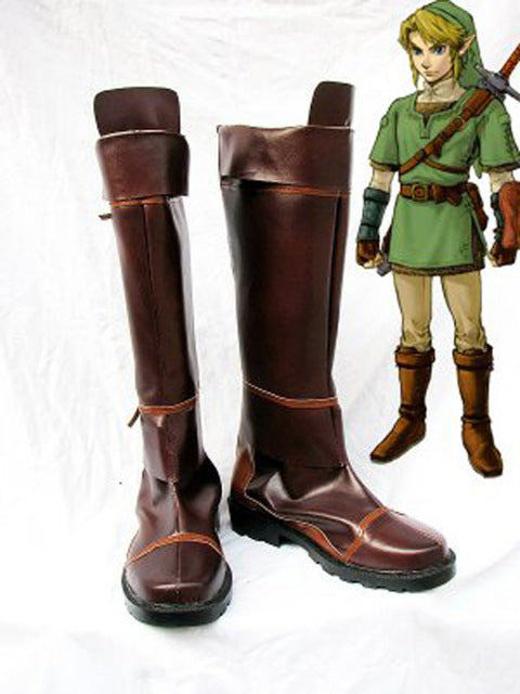 The Legend of Zelda Link Cosplay Chaussures