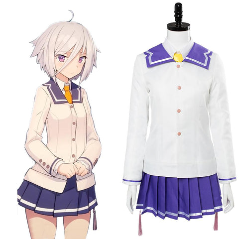 Toji no Miko/The Shrine Maiden Swordwielders Renpu Academy Uniforme Scolaire