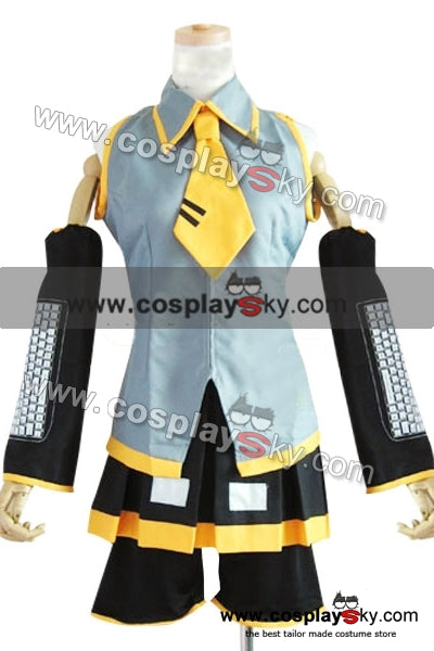 Vocaloid Neru Cosplay Costume