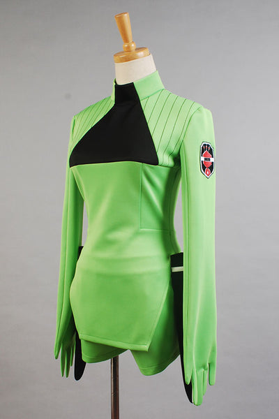 World Trigger Kirie Konami Uniforme Cosplay Costume