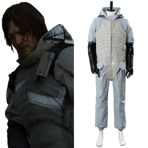 Death Stranding Sam Costume Cosplay Costume