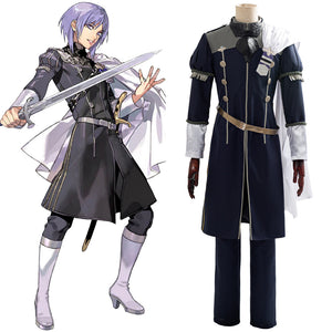 Fire Emblem: Three Houses Cindered Shadows Yuri Cosplay Cosutme