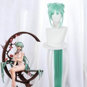 VOCALOID Hatsune Miku Halloween Cosplay Perruque