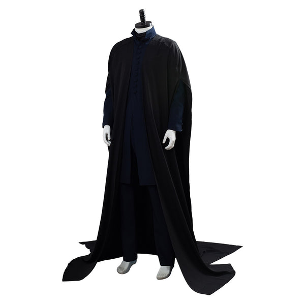 Harry Potter Professeur Severus Snape Severus Rogue Cosplay Costume